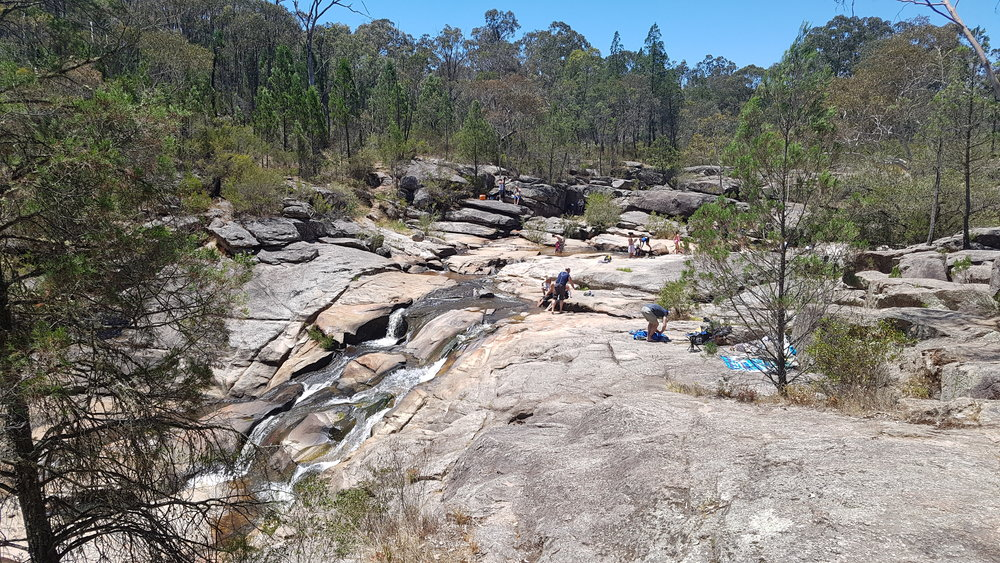 Woolshed Falls
