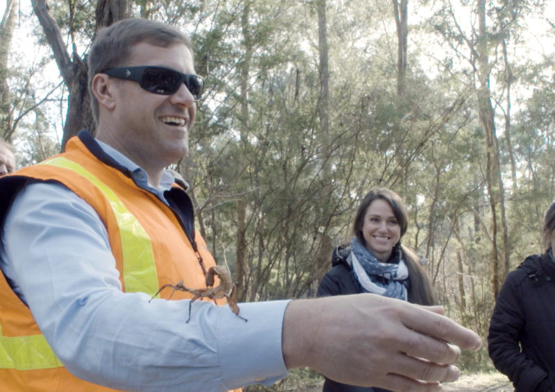 The road to nature: connecting VicRoads staff with the environment