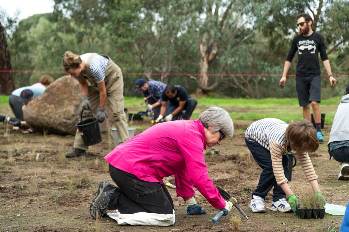 Four decades of sustaining inner Melbourne's green heritage
