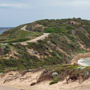 At Land's End: The Beauty of Point Nepean