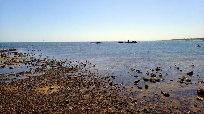 Black Rock & Half Moon Bay
