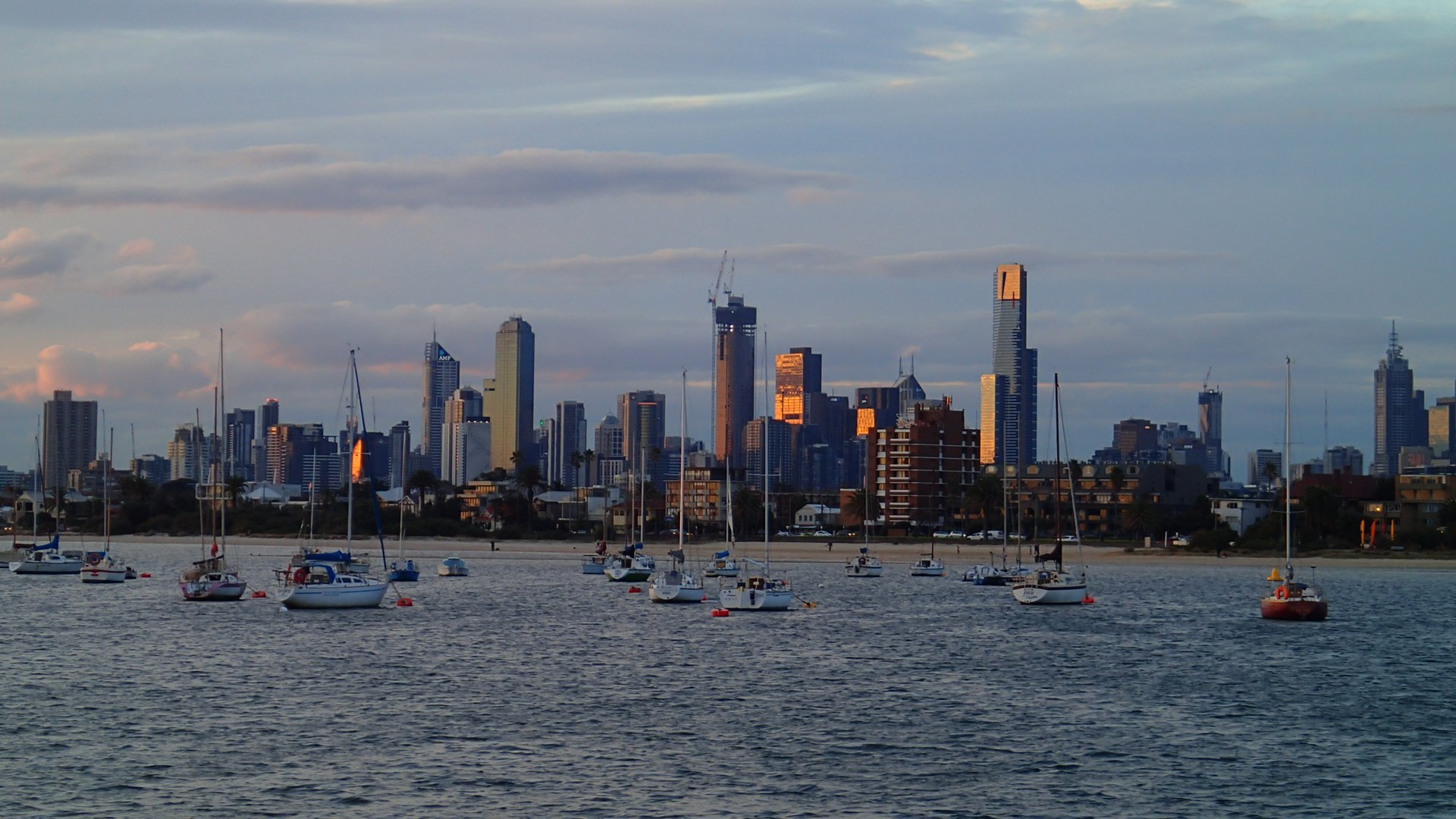 Help us connect people with Port Phillip Bay