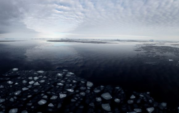 Ice, wind and sea: a voyage through the Southern Ocean