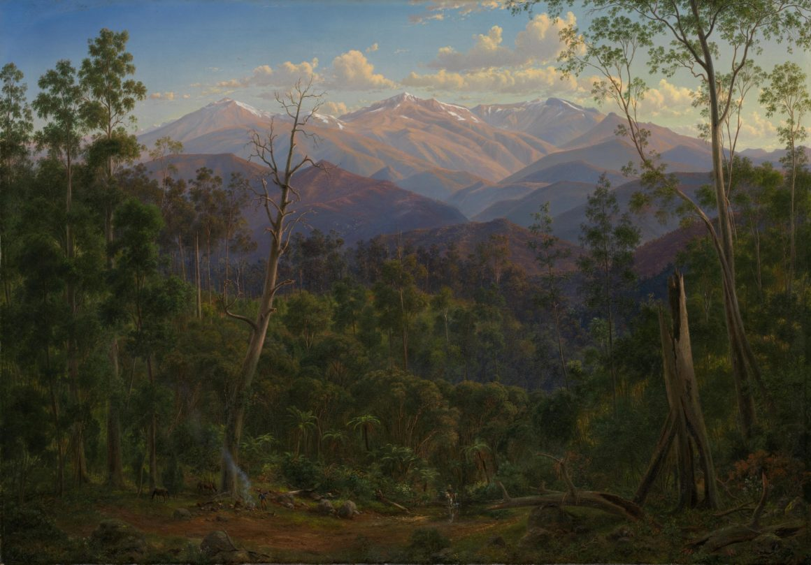 A glimpse into the past: can Australian landscape paintings be used as 'guiding images' for environmental rehabilitation?