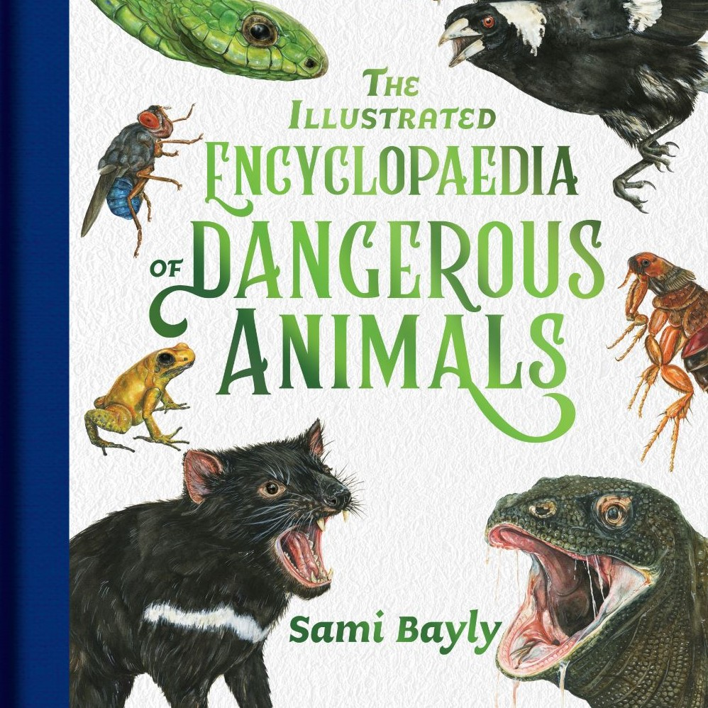 The Illustrated Encyclopaedia of Dangerous Animals: Looking past the dangerous stereotypes of the world's deadliest animals